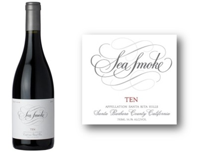 Sea Smoke 2010 Pinot Noir Ten